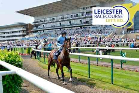 Leicester Racecourse - Ticket to  Premier Enclosure and Simon Webbe Live  - Save 40%