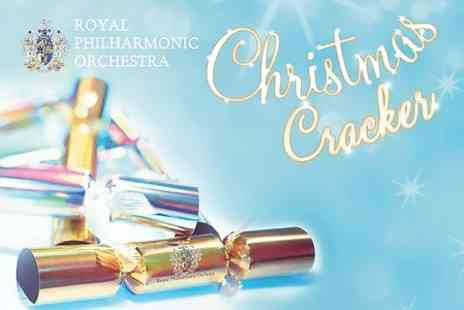 Royal Philharmonic Orchestra - Ticket to Christmas Cracker Concert - Save 34%
