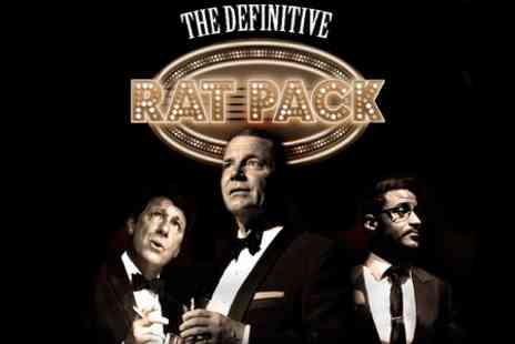 The Definitive Ratpack Christmas Special -  Tickets to Rat Pack Christmas Special  at the O2 Arena  - Save 36%