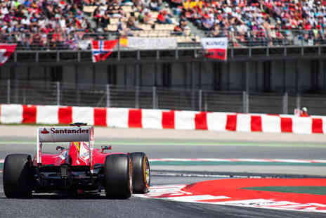 Top Tourisme - One night stay Spanish F1 Package - Save 19%