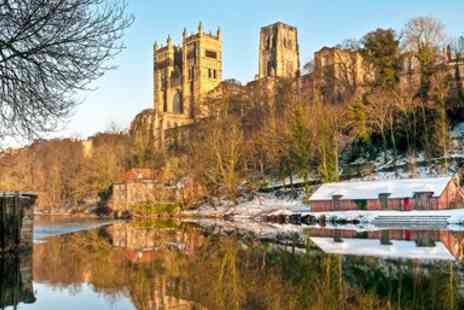 Durham Cathedral - Tower Entry & Tour of Durham Cathedral for Two - Save 50%