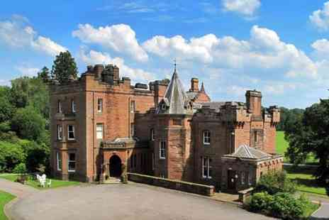 Friars Carse Hotel - Two night stay for Two including breakfast and a glass of Prosecco each - Save 39%