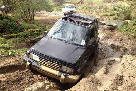 Drift Academy - Two hour off road Land Rover experience  - Save 73%