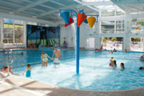 Haven Holidays - Peak Season Tenby Holiday Park Break for a Family of up to Six - Save 50%