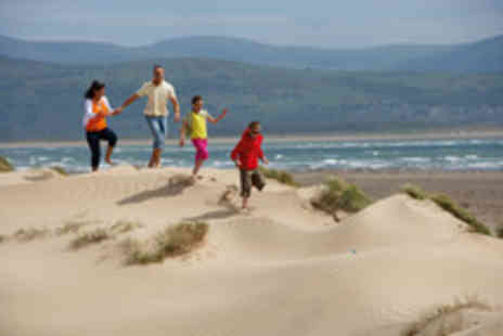 Haven Holidays - Scenic Welsh Holiday Park Peak Season Escape for a Family of up to Six - Save 50%