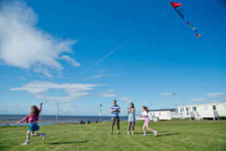 Haven Holidays - Peak Season Haven Family Retreat on the West Coast of Scotland - Save 50%