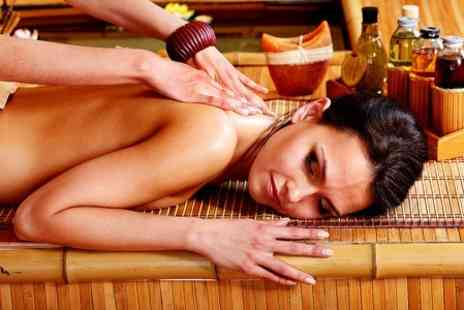 Euphoria - One-Hour Full-Body Massage With Facial  - Save 40%