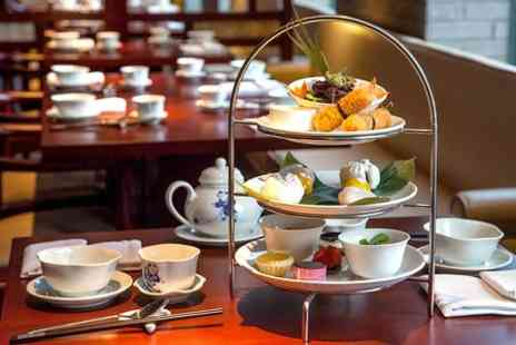 Shikumen - Cantonese Afternoon Tea For Two With Prosecco - Save 0%