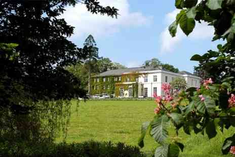 The Chase Hotel - Two Night Stay For Two With Dinner and Sparkling Wine - Save 42%