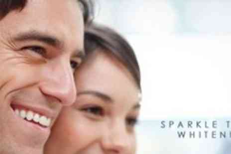 Sparkle Teeth Whitening - Laser Teeth Whitening - Save 78%