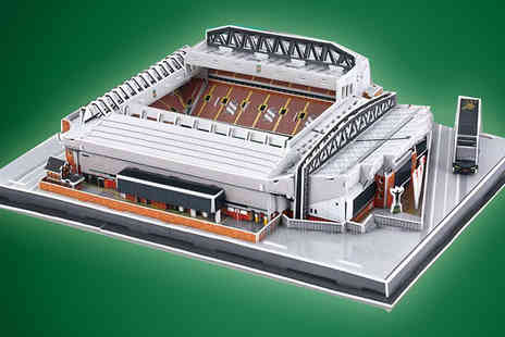 The Novelty Stop - 3D Football Stadium Puzzle  - Save 50%