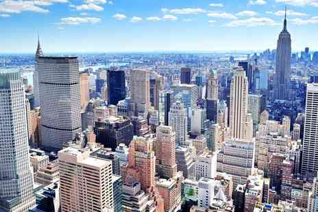 Sleep Inn - Five night stay in The Big Apple including flights - Save 35%