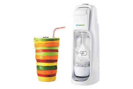Sodastream Worldwide Trading Company - SodaStream Drinksmaker White - Save 33%