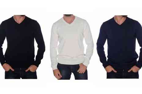 Intriangle Solutions - Hugo Boss Mens Jumper - Save 54%