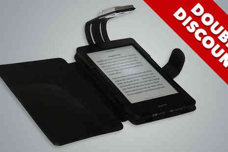 Zip Gadgets - LED Case for the Amazon Kindle  - Save 62%