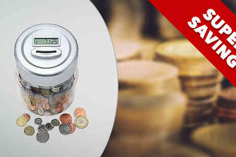 Zip Gadgets - Digital Coin Counter - Save 67%