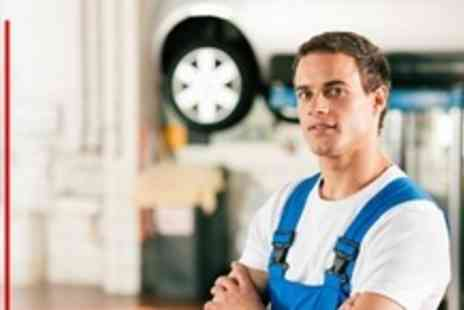 Carfinders Direct - Full Car Service With 60 Point Check Plus Oil and Filter Change - Save 82%
