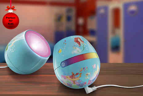 Cost Mad - Disney Philips LED light in a choice of 3 designs - Save 66%