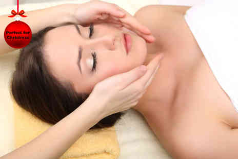 Junaki Beauty Salon -  60 minute Dermalogica facial and 30 minute back and shoulder massage - Save 79%