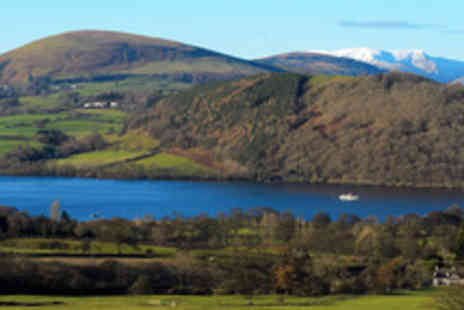 The Clarkes Hotel - Lake District Escape for Two with Three Course Dinner - Save 55%