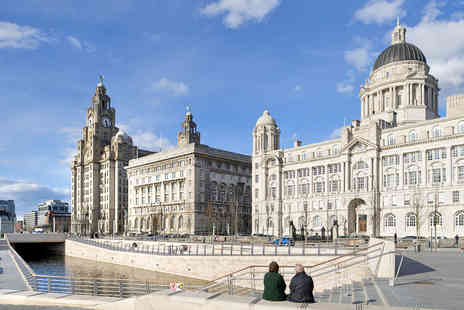 RIBA Liverpool  - Fascinating Liverpool City Walking Tour for Two - Save 33%