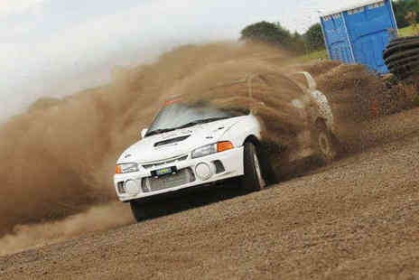 Langley Park Rally School - Rally Driving Passenger Experience - Save 42%