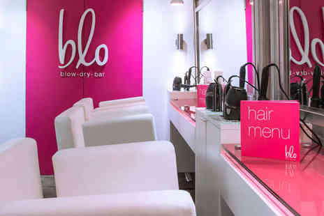 Blo Bar - Blow Dry  with Head Massage - Save 0%