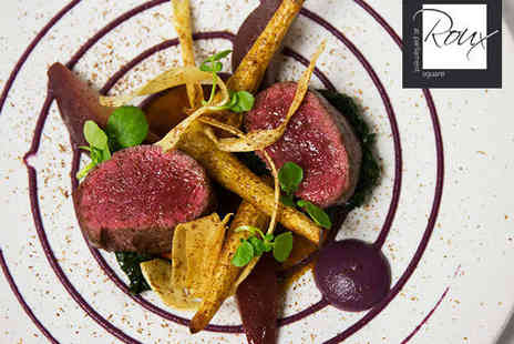 Roux at Parliament Square - Three Course Meal with Seasonal Cocktail for Two - Save 0%