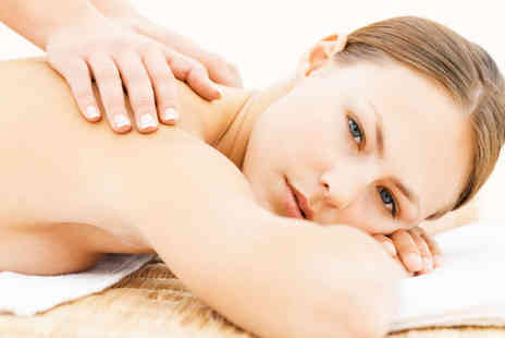 L's Boudoir Skin - Hour Long Back, Neck, and Shoulder Massage - Save 51%