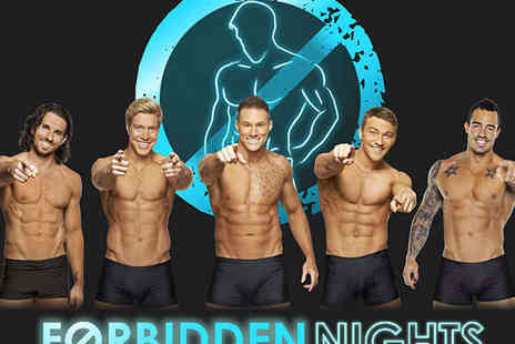 Forbidden Nights - Ticket to Forbidden Nights Show with Cocktail, VIP Club Entry, and Photo - Save 58%