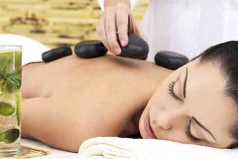 The Sun Spa - One Hour Hot Stone Massage - Save 0%