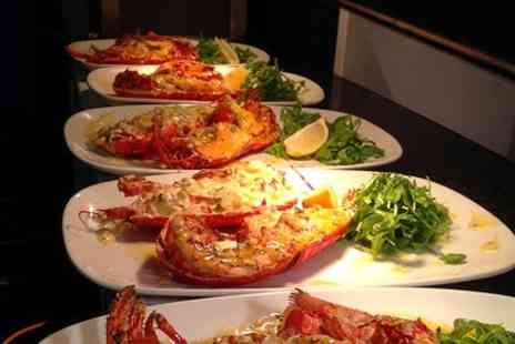 The Big Mussel - Lobster Dinner For One - Save 26%