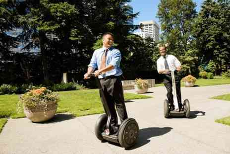 Segway Glasgow -  Tour of the City - Save 50%
