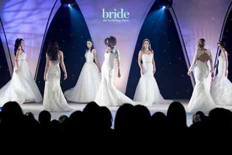 Archant - Bride: The Wedding Show Entry For Two - Save 38%