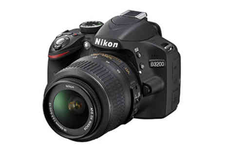 Sydney Trading - Nikon D3200 Camera with 18-55mm G VR II Lens - Save 20%