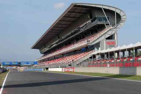 Spanish Grand Prix  - Tickets to the Spanish Grand Prix and 2 nights in a 4-star hotel with half board - Save 41%
