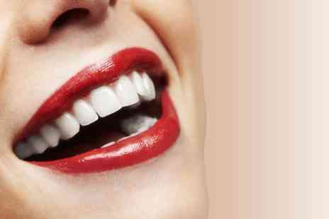 The Laser House - One hour teeth whitening treatment including a consultation - Save 80%