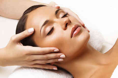 Hair and Beauty by Vida - Dermalogica Facial and Back, Neck, and Shoulder Massage - Save 55%