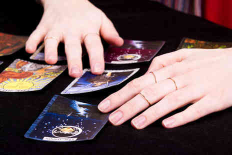 Anna Gray Psychic - Tarot Card or Angel Reading - Save 50%