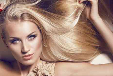 Five Ways Hair Design - Cut and Blow Dry With Conditioning  or Highlights  - Save 0%