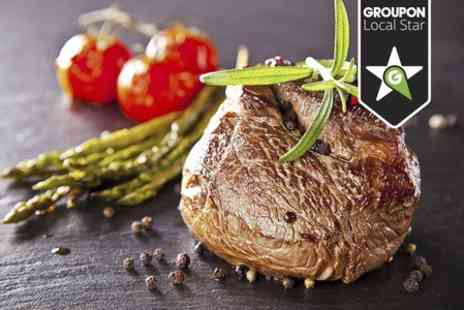 Elysium - Chateaubriand Steak With Sides and Sauces For Two - Save 57%