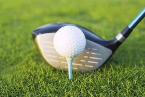 Valleys Golf Enterprise - Private Golf Lesson With PGA Coach - Save 50%