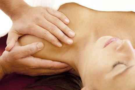 The Natural Therapy Centre - One Hour of Reflexology With Indian Head Massage or Reiki  - Save 0%