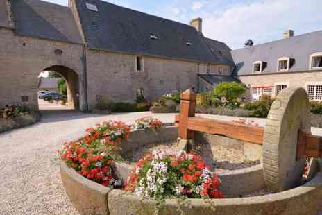 Ferme de la Ranconniere - Two nights stay in Crepon with breakfast  - Save 55%