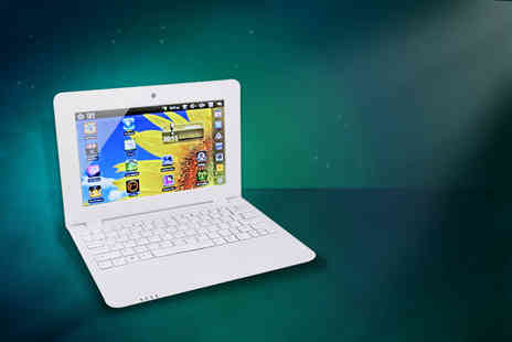 Top Tabs - 10.1 inch Android Netbook computer - Save 68%