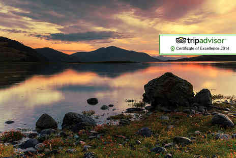 Loch Leven Hotel - One night stay including breakfast, late checkout and whiskey - Save 47%
