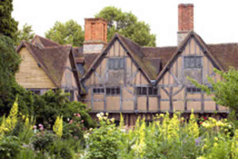 Shakespeare Birthplace Trust - Annual Admission to Shakespeare's Birthplace for Two Adults or a Family - Save 48%