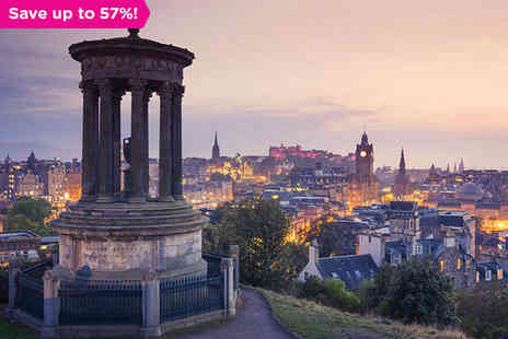 Victoria Park House Hotel - Two night City Break in Scotland's Cultural Heart, Edinburgh - Save 57%