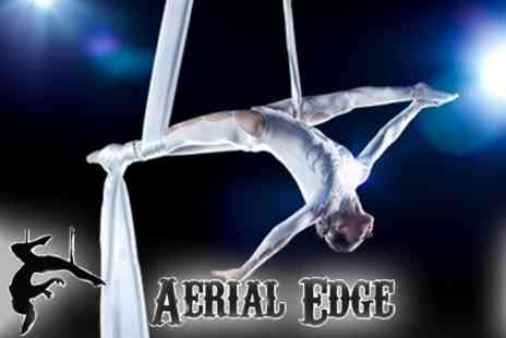 Aerial Edge - Three Hour Introduction to Circus Skills - Save 50%