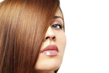 ID Beauty Salon - Nano Keratin Straightening Treatment - Save 54%